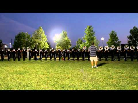 blue devils - Brass warm up before Championships in Indianapolis. August 2010. Produced by Drum Corps Films - Christensen Media. Shot and recorded in HD with professional ...