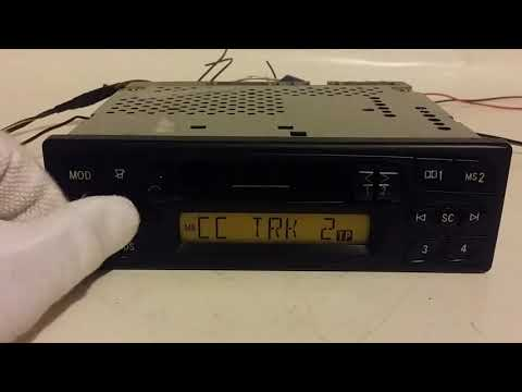 Mercedes audio 5 panasonic #3