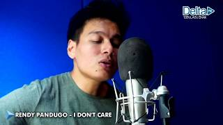 I DON'T CARE - RENDY PANDUGO (live at Delta FM)