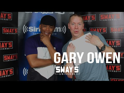 Gary Owens Hilariously Speaks on Marrying a Black Woman + The BET Show Behind It | Sway's Universe
