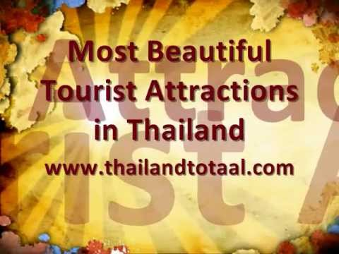 Most Beautiful Tourist Attractions in Thailand – Bangkok's Top 5