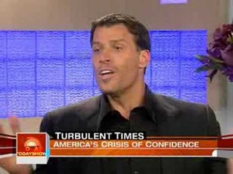 Tony Robbins on Motivation in a Slump