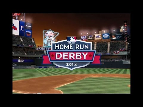 Video of MLB.com Home Run Derby 14