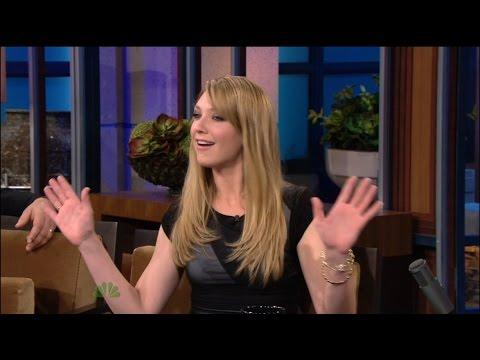 Anna Torv on The Tonight Show With Jay Leno (15.11.2010)