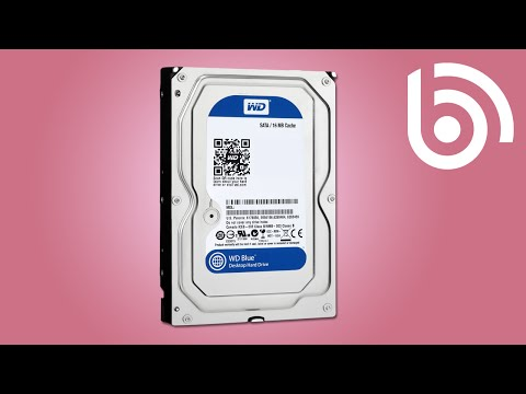 Western Digital HDD Video