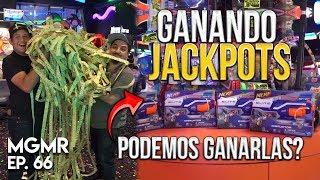 Video Ganando JACKPOTS Y PREMIOS - MiniGames en el Mundo Real Ep. 66 MP3, 3GP, MP4, WEBM, AVI, FLV Desember 2018