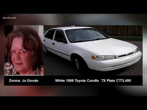 SILVER ALERT: SAPD Searching For Missing 66-year-old Woman
