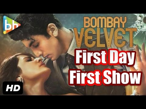 First Day First Show  Bombay Velvet Movie Review