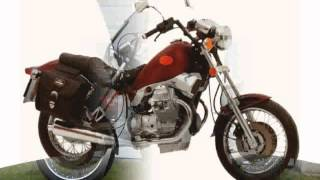 7. Moto Guzzi Nevada 750 Club Specification, Info