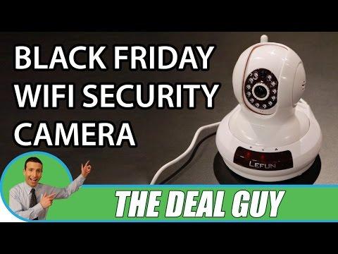 Black Friday 2016 Wifi ip Camera ◄ Wireless Night Vision deals