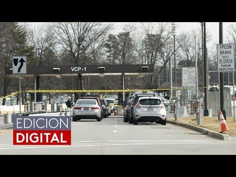 Tiroteo a las afueras de sede de la NSA no estaría relacionado con el terrorismo, según FBI