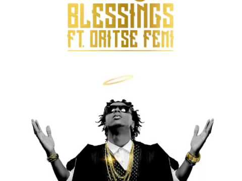 Yung6ix – Blessings ft. Oritse Femi