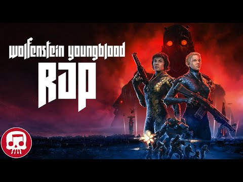 "Wolfenstein Youngblood Rap ""Run With The Wolves"" by Jt Music feat. Andrea Storm Kaden"