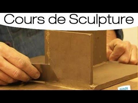 Réaliser une ouvrage avec des plaques d'argile