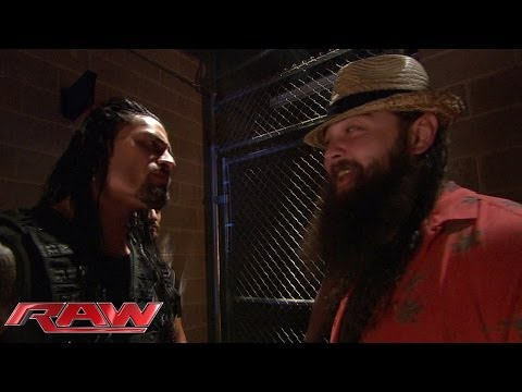 Video: The Shield vs. The Wyatt Family