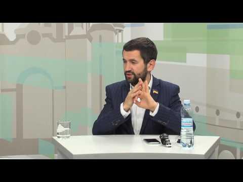 """Про головне на ""Рівне 1"": Олександр Чубай 25.10.2016"
