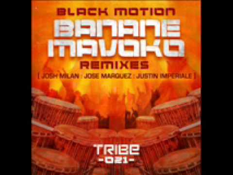 Black Motion - Banane Mavoko (Justin Imperiale Radio Mix)