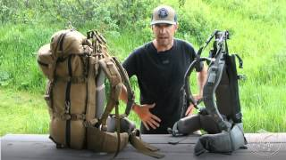 http://www.ProLiteGear.com reviews the Mystery Ranch Metcalf backpack, a lighter weight hunting backpack built for versatility. The Metcalf backpack uses the Mystery Ranch NICE frame. This video goes in depth covering the features and construction techniques that make this pack so popular.
