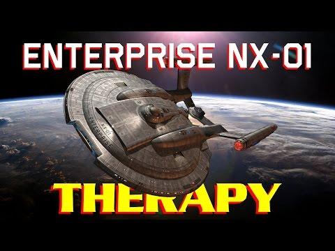 NX 01 Enterprise Star Trek Analysis Retrospective Therapy