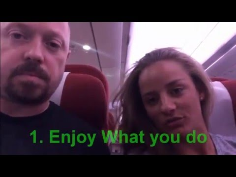 Interview with Dani Wyatt at 30,000ft