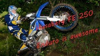 7. Husaberg FE 250 / Enduro is amazing