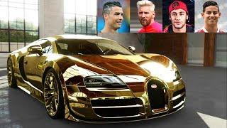 Video Top 10 Football Players Super Cars ★ 2017 MP3, 3GP, MP4, WEBM, AVI, FLV Desember 2017