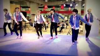 Download Lagu The Most Wanted cover Growl (EXO) @ audition In Square Cover Dance 2014 Mp3