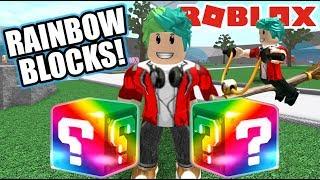 Lucky Blocks Epicos en Roblox | Batallas Epicas | Juegos Karim Juega Roblox