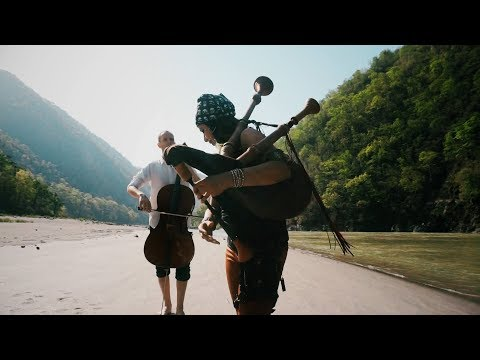 Pirates of The Caribbean Theme Song | Bagpipes & Cello