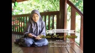 Surat Al Baqoroh Ayat : 183-186 ' Syania Haqqi Ahmada