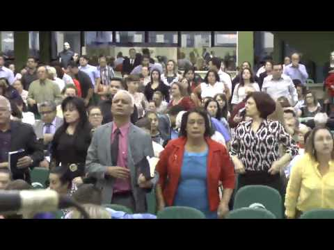 Culto de Santa Ceia - 06/11/2016