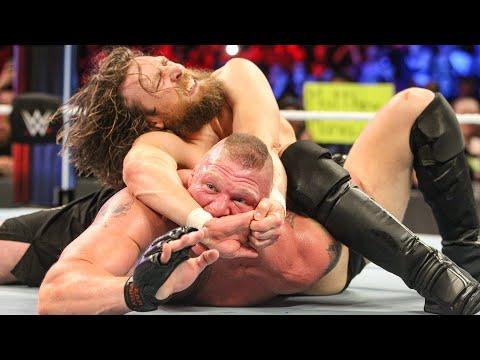 10 Best Wrestling Matches 2018