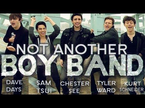 Kurt, Dave, Sam, Tyler & Chester- Kiss You Cover – Don't ...