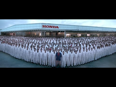 Honda New Corporate TVC_A valaha feltöltött legjobb autós videók