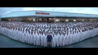 Honda New Corporate TVC