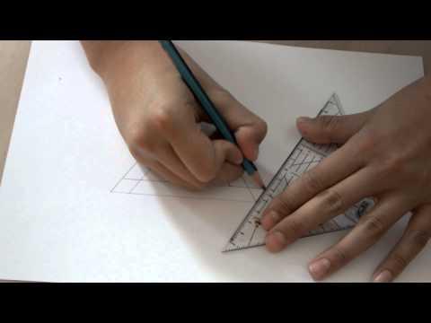3D Optische Täuschung zum nach zeichnen