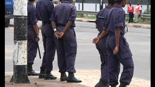 For more stories visit http://www.enca.com/ April 18 - Swaziland's top police officer says some of his officers are not fit for the job and that they embarrass him ...