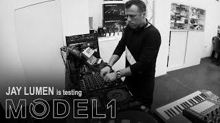 Jay Lumen - Live @ PLAYdifferently Testing Model 1 Mixer 2016