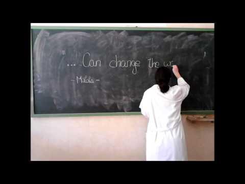 La educación puede cambiar el mundo