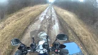 1. 2006 Ural Troyka Trail ride