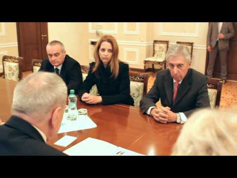 Президент Республики Молдова Николае Тимофти провел встречу с вице-президентом Европейского суда по правам человека Жозепом Касадевалем