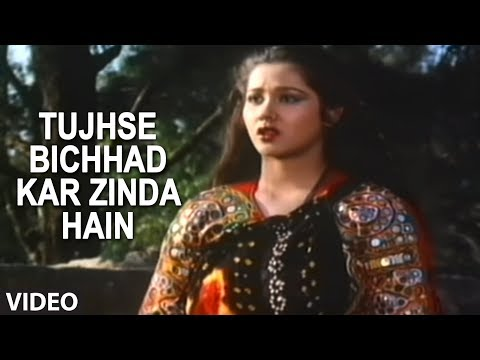 Download Tujhse Bichhad Kar Zinda Hain Full Song | Yaadon Ke Mausam | Kiran Kumar, Vikrant HD Mp4 3GP Video and MP3