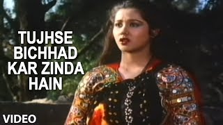 Video Tujhse Bichhad Kar Zinda Hain Full Song | Yaadon Ke Mausam | Kiran Kumar, Vikrant MP3, 3GP, MP4, WEBM, AVI, FLV September 2019