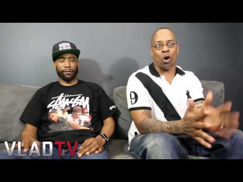Lord - http://www.vladtv.com - Brand Nubian members Sadat X and Lord Jamar sat down with VladTV and shared their opinion on football player Michael Sam coming out as gay, saying it was more of a chess...