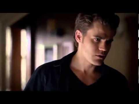 "Vampire Diaries season 4 episode 6 - Klaus/Stefan/Damon ""If she's alone, she will kill herself."""