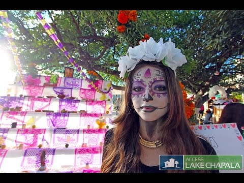 November 2nd, 2015 Day of the Dead in Ajijic & Chapala