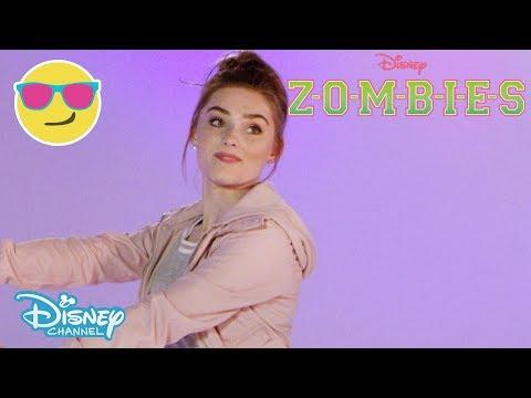 Z-O-M-B-I-E-S | BAMM Song Dance Tutorial | Official Disney Channel UK