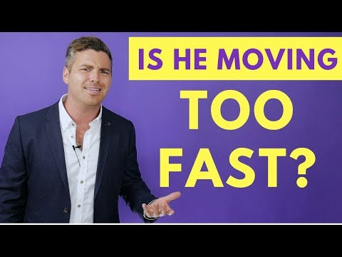 3 Signs a New Relationship Is Moving WAY TOO FAST #AskAdam | Relationship Advice for Women
