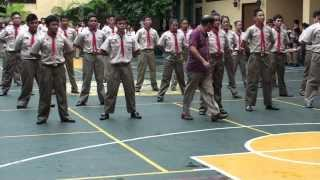 Video SFS Fancy Drill Competition- 4th yr St Lawrence Champion MP3, 3GP, MP4, WEBM, AVI, FLV Desember 2017