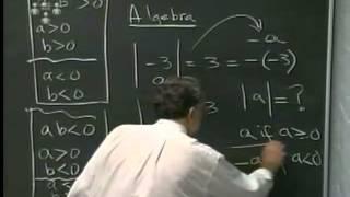 Lecture 09: Math 020 Pre Algebra